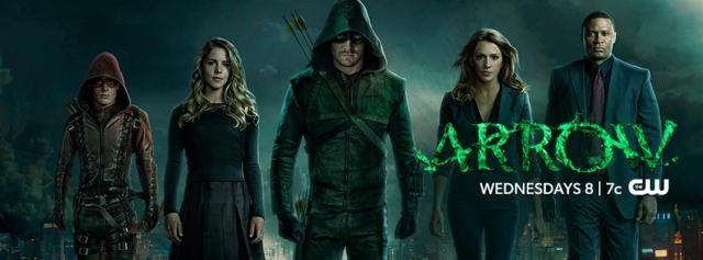 Arrow S03 Bannière