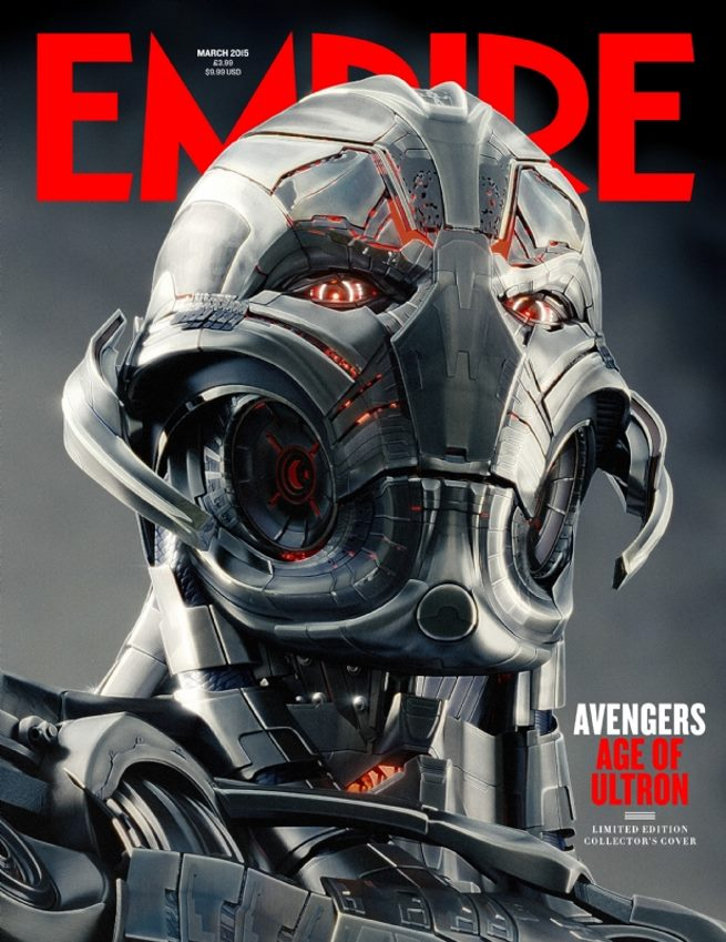 Avengers Age of Ultron cover Empire 02