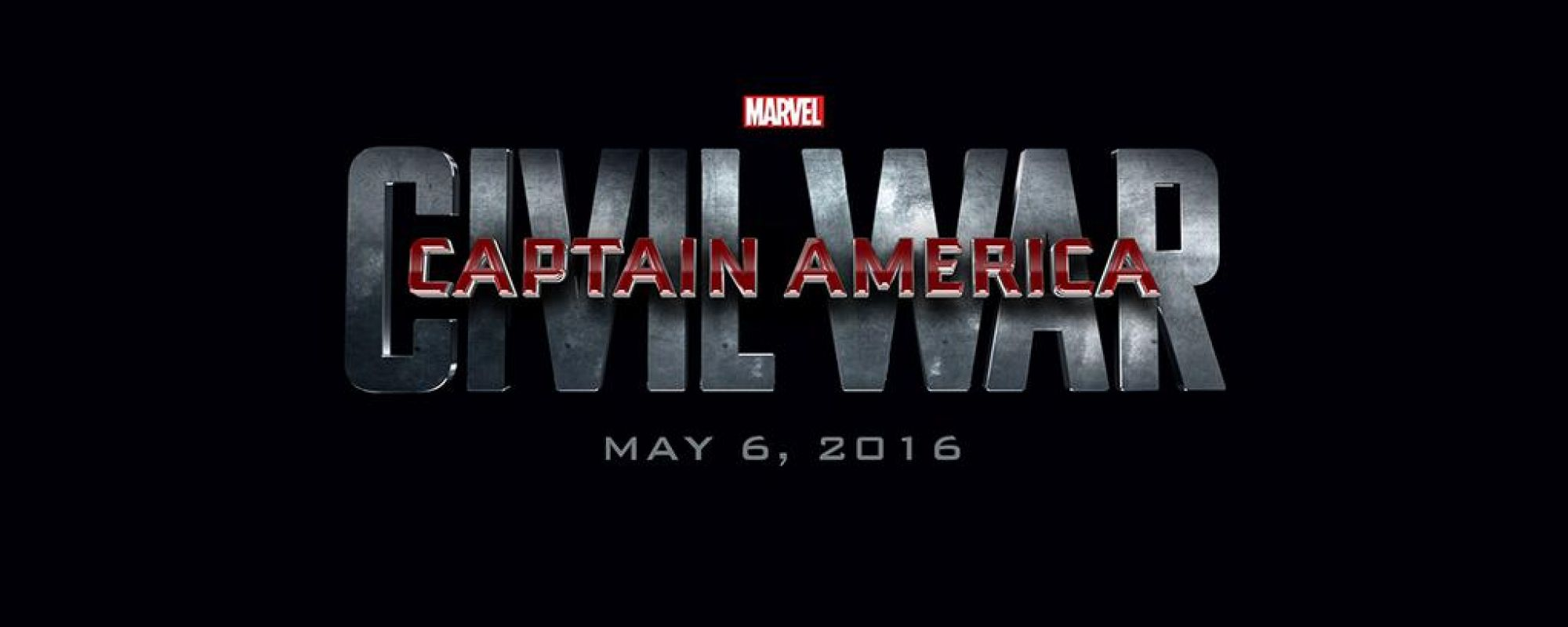 Captain America Civil War Logo