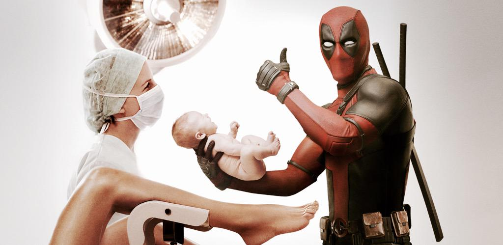 Deadpool Mother's Day
