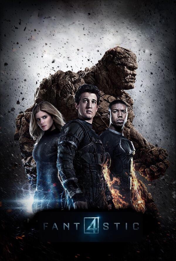 Fantastic Four Affiche