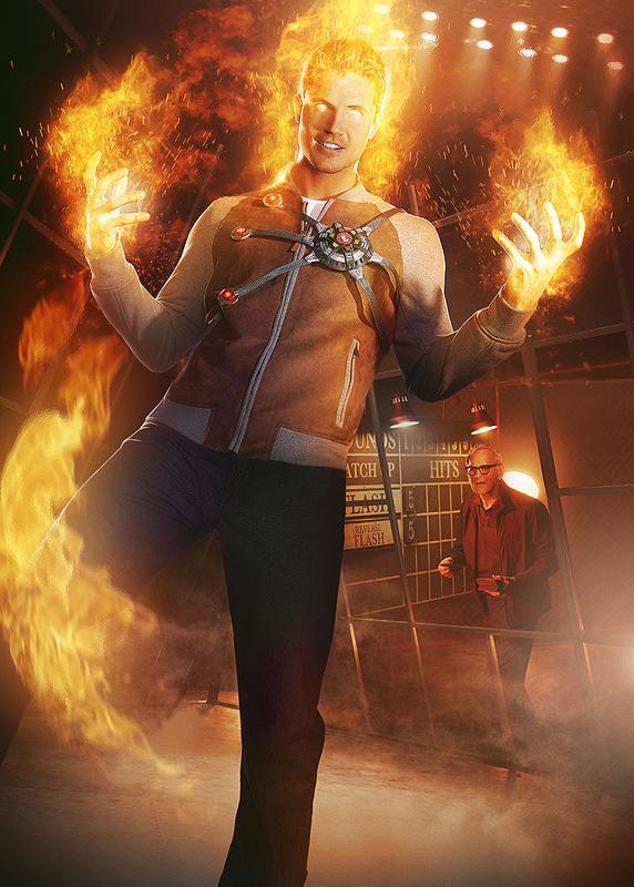 Firestorm SHFC