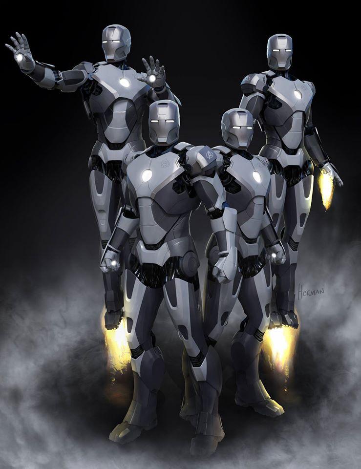Iron Legion 1