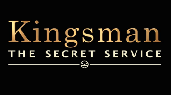 Kingsman The Secret Service logo