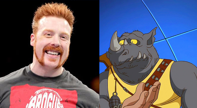 Rocksteady Sheamus