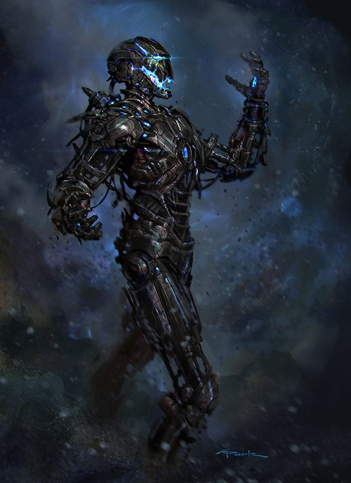 Ultron MKI concept 01