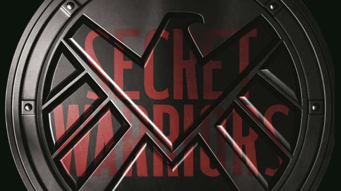 Agents of SHIELD psoter Secret Warriors. headerjpg
