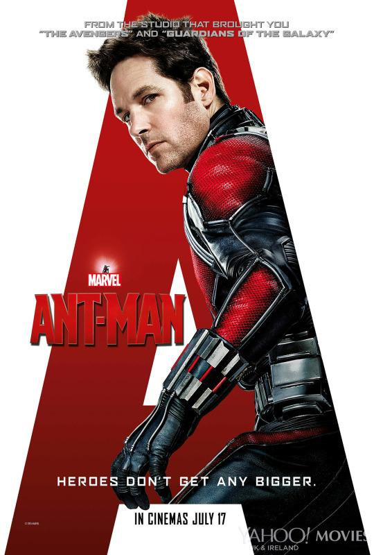 Ant-Man poster A