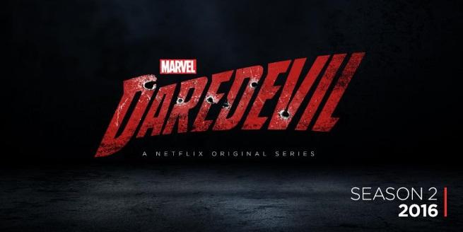 Daredevil saison 2 logo