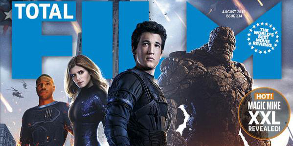 Fantastic Four Total Film 001
