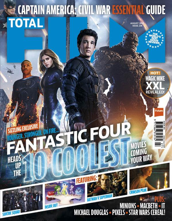 Fantastic Four Total Film