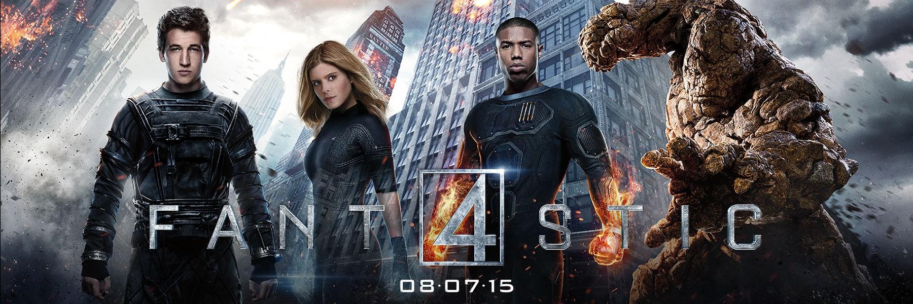 Fantastic Four banner