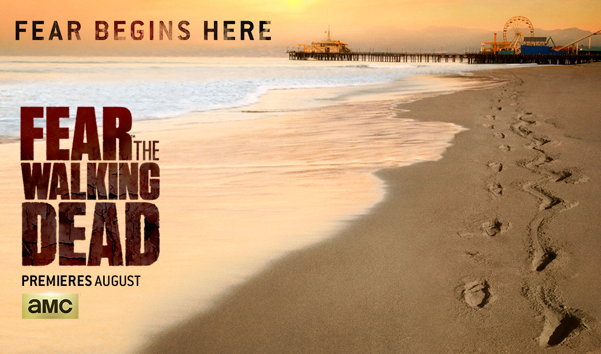 Fear the Walking Dead promo