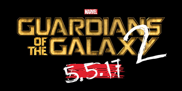 Guardians of the Galaxy 2 logo