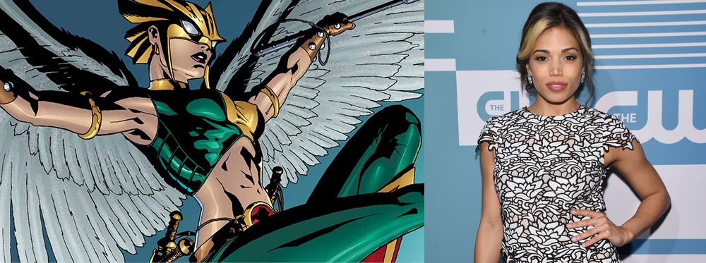 Hawkgirl Ciara Renee