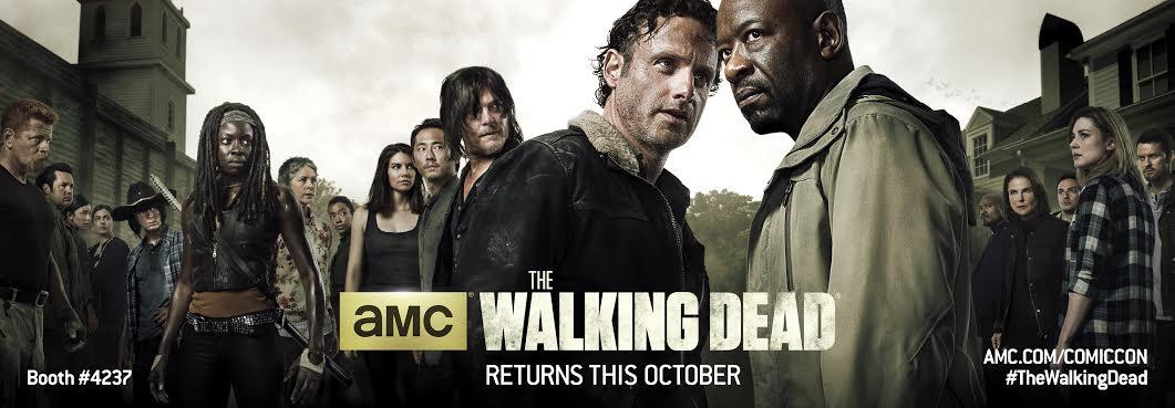 The Walking Dead S06 banner