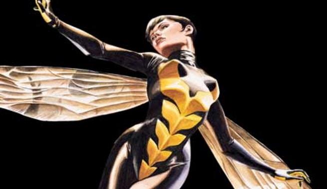 Wasp Janet Van Dyne