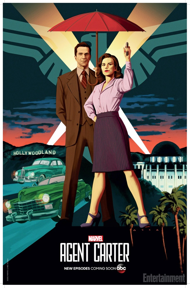 Agent Carter Season 2 Comic-Con exclusive
