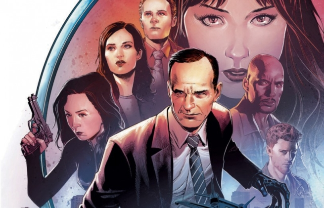 Agents of SHIELD S03 Comic-Con psoter header
