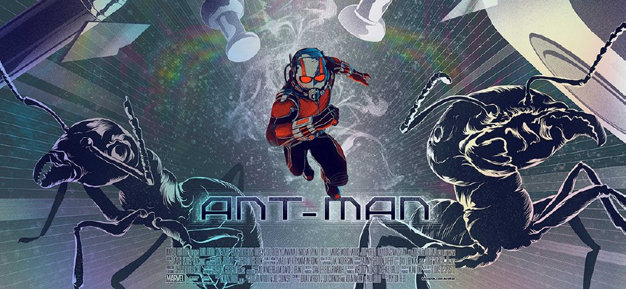 Ant-Man Comic-Con exclusive