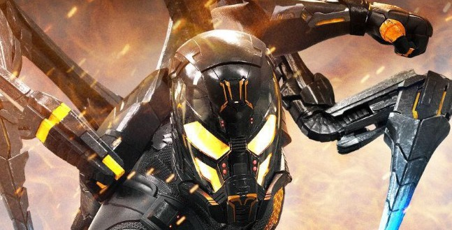Ant-Man poster Yellowjacket
