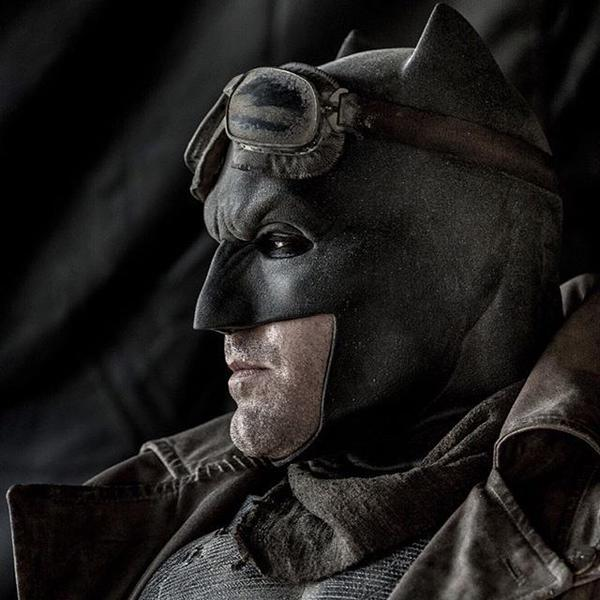 Batman desert suit