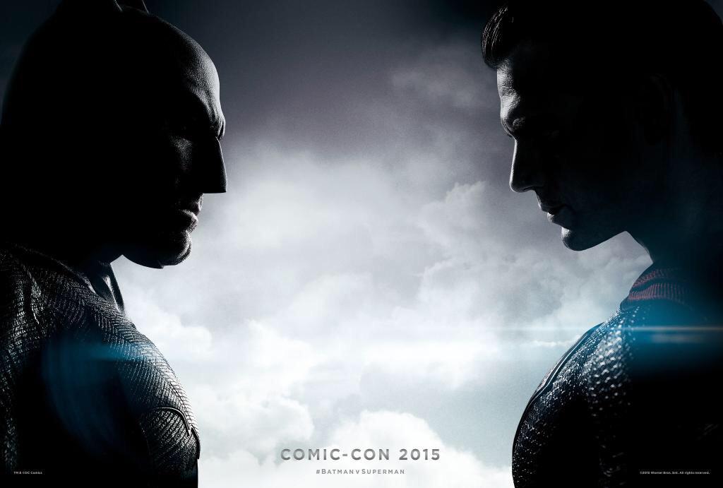 Batman v Superman Comic-Con