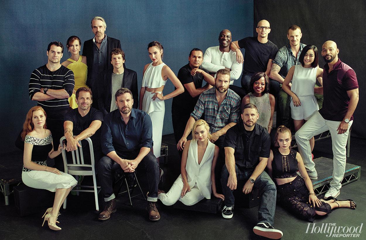 DCCU cast