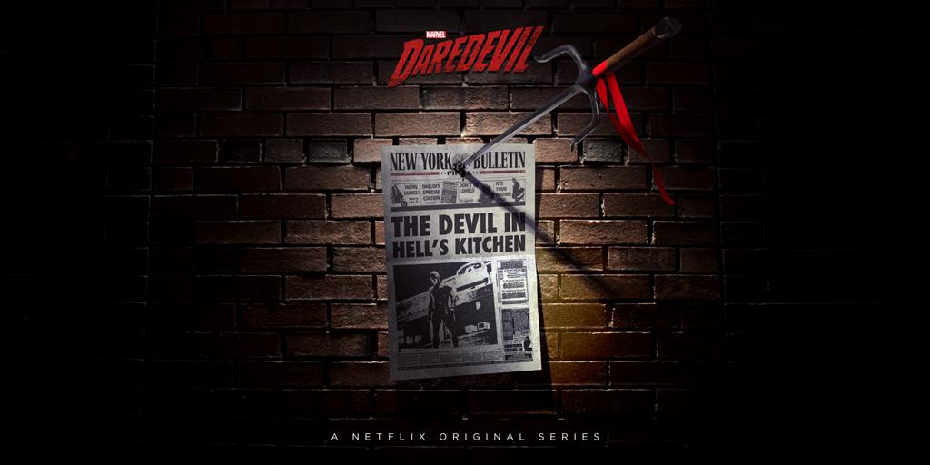 Daredevil Elektra teaser