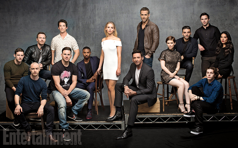 FOX Marvel cast