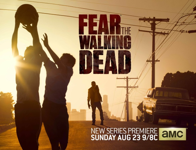 Fear the Walking Dead promo premiere