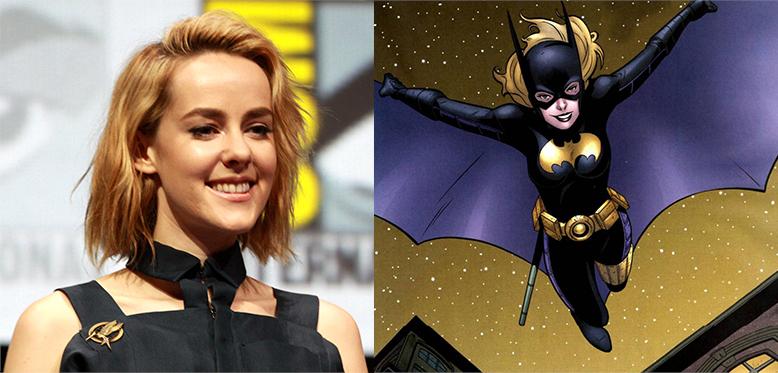 Jena Malone Batgirl