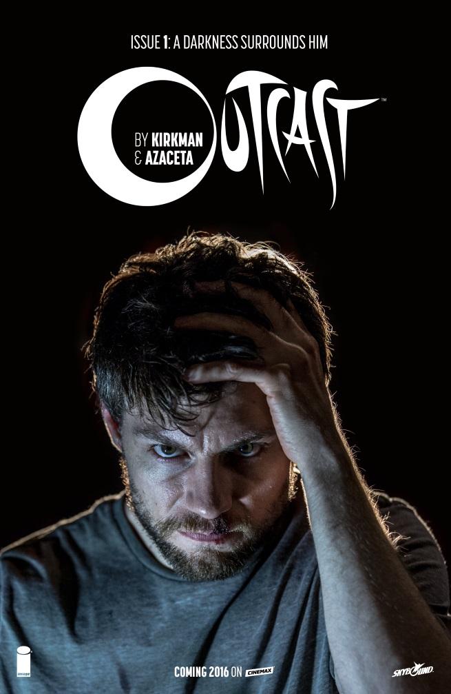 Outcast Comics poster