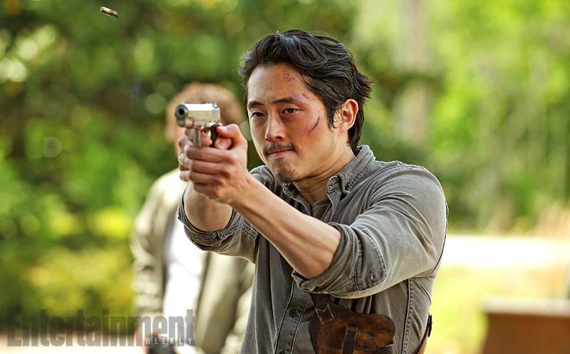 Steven Yeun Glenn