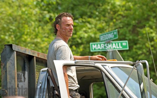 The Walking Dead S06 Rick Grimes