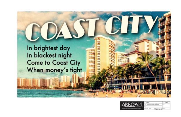 Arrow Coast City teaser