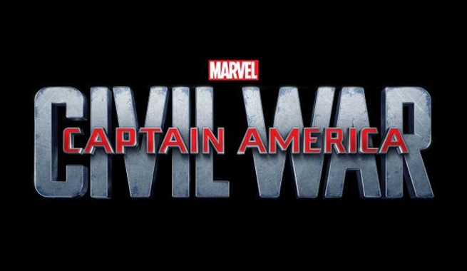 Captain America Civil War new logo