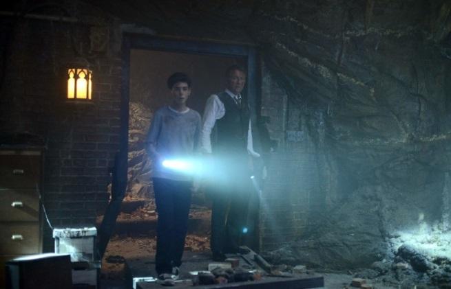 Gotham Batcave