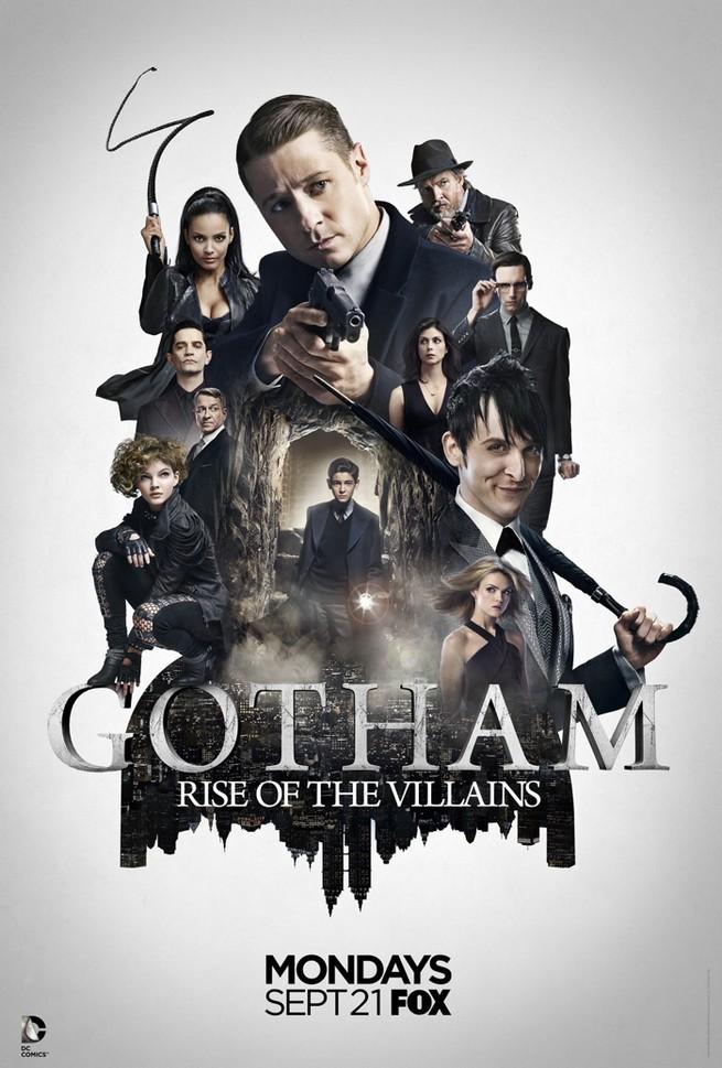 gotham s02 poster