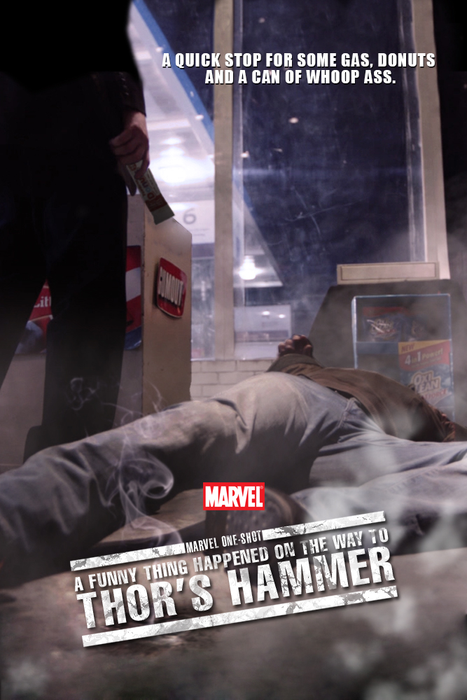 A Funny Thign Happened on the Way to Thor's Hammer