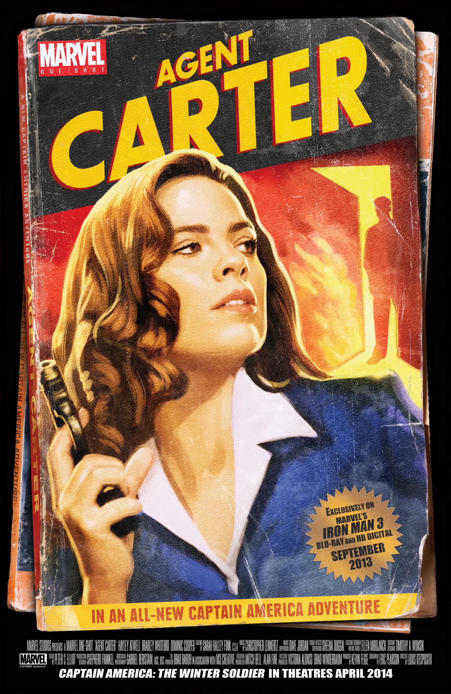 Agent Carter One-Shot