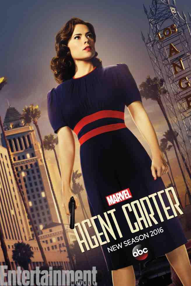 Agent Carter S02