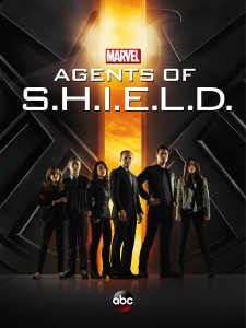 Agents of SHIELD S01 poster