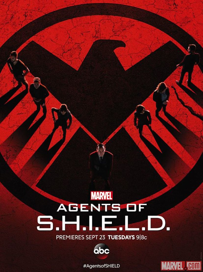 Agents of SHIELD S02 psoter