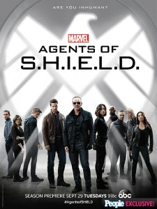 Agents of SHIELD S03 psoter