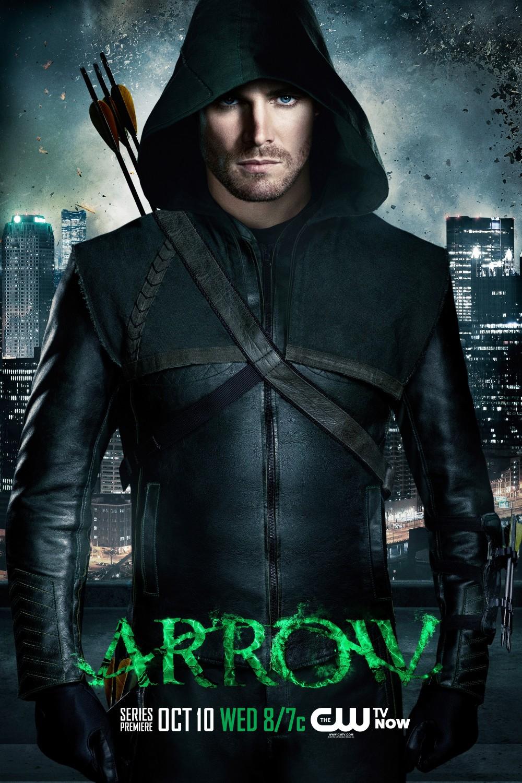 Arrow S01 poster