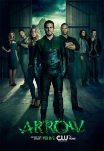 Arrow S02 poster