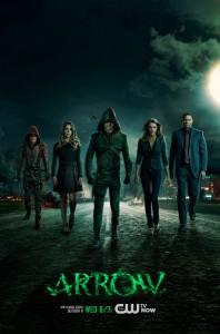 Arrow S03 poster