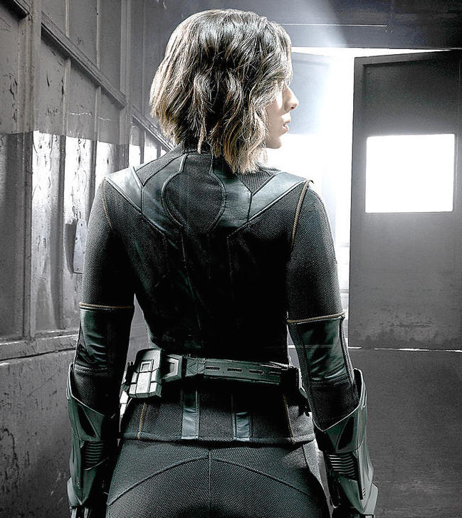 Chloe Bennet Quake 2