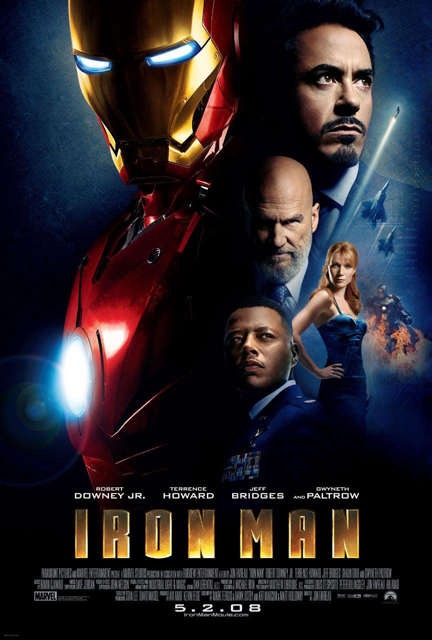 Iron Man psoter